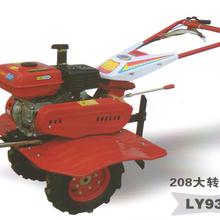 大棚汽油旋耕機葡萄園挖溝施肥作業重量輕圖片