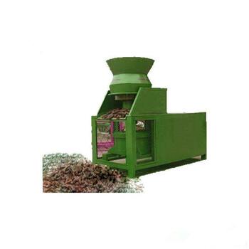 廊坊山东秸秆压块机成型机玉米秸秆成型压块机图片大功率