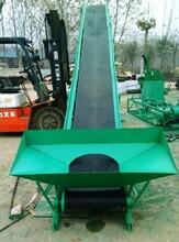 散包兩用型皮帶輸送機防滑型肥料包傳送機Lj6圖片