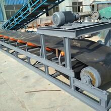 環保皮帶輸送機費用皮帶輸送機規格型號木塊裝卸車運輸機圖片
