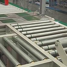 滾筒式流水線原理電動滾筒廠家排行LJXY不銹鋼爬坡網帶圖片