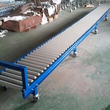 淮安輥筒輸送機輸送機廠家線和轉彎滾筒線圖片