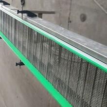 蚌埠網帶輸送機直銷提升爬坡輸送圖片