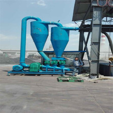 開封軟管吸糧機省人工大型倉庫補倉吸料機廠家圖片
