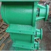 卸料裝置星型卸料器耐用適用于粉塵圖片