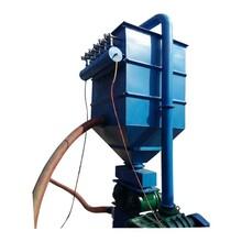 稻谷抽糧機防塵礦粉輸送機圖片