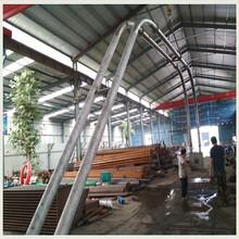 管式加料機專業生產石英砂灌倉垂直管鏈機圖片