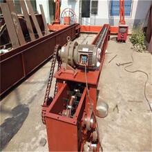 化工廠用不銹鋼刮板輸送機MS40雙鏈埋刮板輸送機圖片
