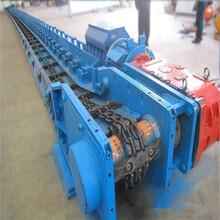 刮板輸送機參數1米皮帶機型號規格專用防滑輸送機圖片