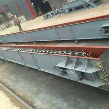 供應刮板輸送機廠家皮帶機規格型號礦石輸送機圖片