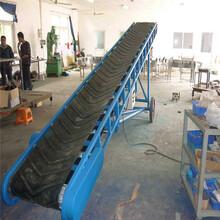 多用途皮帶輸送機移動式煤場倉庫裝卸車用輸送機Lj6圖片