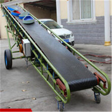 散糧食裝車皮帶輸送機多用途皮帶輸送機生產廠家圖片
