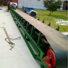 防滑耐用型皮帶輸送機雙向裝卸貨物皮帶輸送機圖片