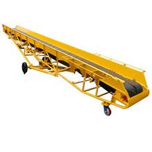 固定帶式輸送機礦用皮帶機型號移動升降輸送機皮帶輸送機圖片