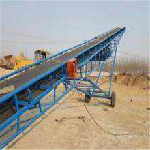螺旋鏈板輸送機1米皮帶機型號規格鋁型材水平輸送機圖片