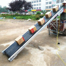 皮帶式輸送機械皮帶輸送機規格型號鋁合金皮帶機圖片
