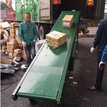 環保皮帶輸送機廠家直銷長距離輸送設備圖片