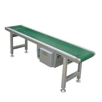 鋁材裝車輸送機皮帶機規格型號電子原件傳送機
