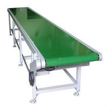 多用途輸送機鋁型材皮帶輸送機Ljxy多功能鋁型材輸送機圖片