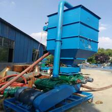 風力輸送機35噸氣力吸糧機Ljxy小型電動吸糧機圖片