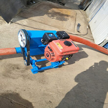 自走式吸糧機吸糧機參數六九重工粉料軟管式輸送機圖片