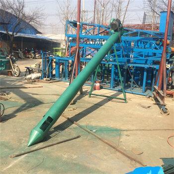 管式螺旋輸送機參數固定型瓜子絞龍提升機