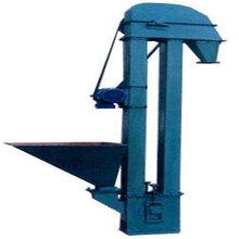 生物質顆粒斗式提升機多用途炭黑粉斗式輸送機Lj6圖片