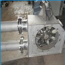 Z字形管鏈式石灰粉提升機新品礦粉輸送機圖片