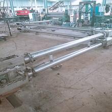 管鏈式輸送機圖紙管鏈提升機Ljxy儒圣管鏈輸送機鏈片圖片