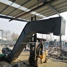 密封式灰粉渣刮板輸送機模鍛鏈條埋刮板輸送機圖片