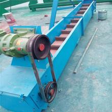 散料輸送機傾斜式刮板上料機六九重工運送散料刮板輸送機圖片