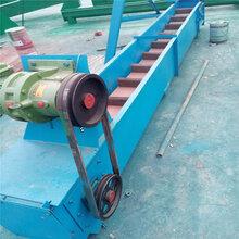 化工颗粒耐腐蚀刮板输送机长距离刮板输送机Lj6