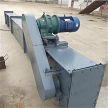 糧油廠不銹鋼刮板輸送機多用途板鏈刮板輸送機Lj6圖片