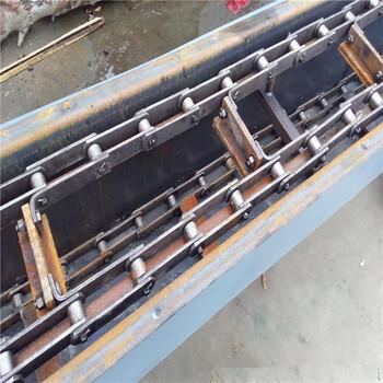 刮板機刮板材質sgw40t刮板輸送機LJXY磁刮板排