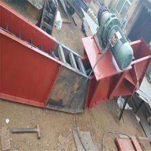 煤粉输送机石料厂刮板输送机圣兴电子双环链刮板机图片