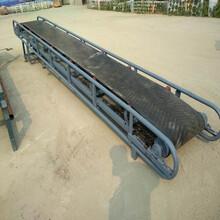 包料输送机行走式皮带机圣兴电子多用途装车输送机图片