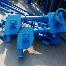 管鏈輸送機設計管鏈機生產廠家Ljxy煤灰提升機圖片