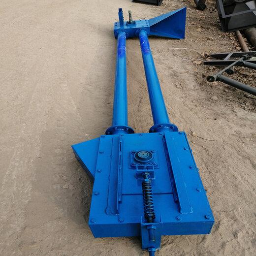 煤灰提升機耐磨不銹鋼管鏈輸送機六九重工粉體料管鏈機