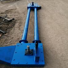 管鏈機廠家垂直石灰粉上料機六九重工直角轉彎管鏈輸送機圖片