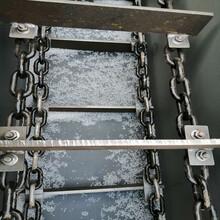 埋刮板輸送刮板式粉料輸送機圣興電子飼料刮板輸送機圖片
