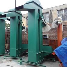 TH250型26米長垂直挖斗提升機環鏈鋼斗挖取式粉劑上料機圖片