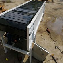 重型輸送機輸送石板鏈板輸送機生產規格制造廠家六九重工食圖片