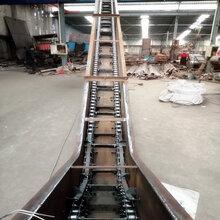 雙鏈式刮板輸送機石粉渣刮板輸送機圖片