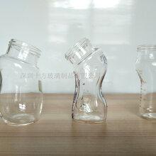 高硼硅玻璃奶瓶图片