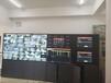 无缝液晶拼接屏运用于视频监控行业