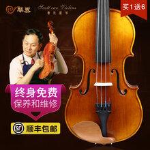 曹氏提琴初学者入门级小提琴图片