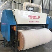 旧棉花翻新梳理机价格生产开松梳理一体机厂家图片