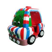 商场超市儿童投币游戏机英伦的士摇摇车电动玩具摇摆机图片