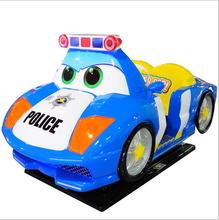 超级警长儿童游戏机儿童摇摆机单人小型儿童游乐设备一元投币机图片