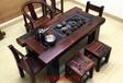 老船木茶桌中式功夫茶台茶几?#30340;?#26885;子家具材料定制